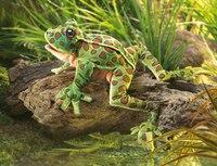 Леопардовая лягушка (38 см), Folkmanis
