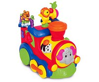 """Развивающая игрушка """"цирковой поезд"""", Kiddieland"""