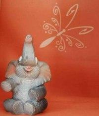 Слоненок джумбо, Огонек