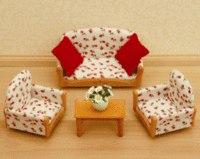 Набор мягкой мебели для гостиной, Sylvanian Families