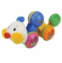 """Развивающая игрушка """"гусеничка: нажми и догони"""", K's Kids"""