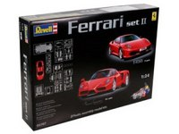 """Подарочный набор """"ferrari enzo & f430"""", Revell (Ревелл)"""