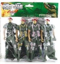 "Игровой набор ""солдаты спецназа"", Shenzhen Jingyitian Trade Co., Ltd."