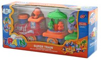 "Железная дорога ""super train"". поезд со зверюшками, Shenzhen Jingyitian Trade Co., Ltd."