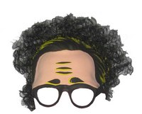 Маска-очки с волосами, Shenzhen Jingyitian Trade Co., Ltd.