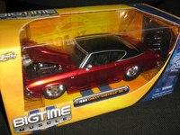 Модель автомобиля chvy chevelle 1969, Jada Toys