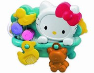 "Игровой набор для ванны ""друзья"", Hello Kitty (Хелло Китти)"
