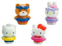 "Набор для ванны ""фигурки"", Hello Kitty (Хелло Китти)"