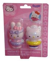 "Игровой набор для ванны ""фигурки"", Hello Kitty (Хелло Китти)"
