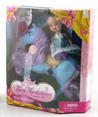 "Кукла ""jinni"" на лошадке, Shenzhen Jingyitian Trade Co., Ltd."