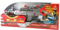 """Автомат с лазерным прицелом """"discover xm8 - gun"""", Китай"""