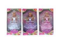 "Кукла ""принцесса"" с аксессуарами (28 см), Defa"