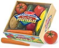 """Набор овощей """"готовь и играй"""", Melissa & Doug"""