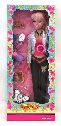 "Кукла ""pretty girl"" с аксессуарами, Shenzhen Jingyitian Trade Co., Ltd."