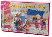 "Игровой набор мебели ""gloria happy school day"", Shenzhen Jingyitian Trade Co., Ltd."
