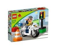 """Игрушка """"полицейский мотоцикл"""", LEGO (Лего)"""