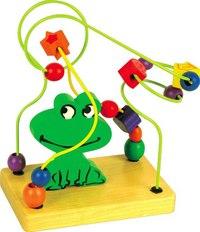 """Лабиринт """"лягушка"""", Мир деревянных игрушек (МДИ)"""