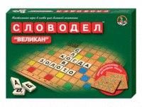 """Настольная игра в слова """"словодел. великан"""", Десятое королевство"""
