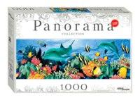 """Пазл-панорама """"подводный мир"""", 1000 элементов, Step Puzzle (Степ Пазл)"""