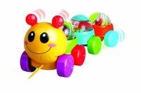 Гусеница-каталка с шарами, Unimax