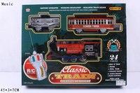 """Радиоуправляемая железная дорога """"classic train"""", Shenzhen Jingyitian Trade Co., Ltd."""