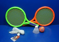 "Игровой набор ""ракетки, мячик, волан"", Shenzhen Jingyitian Trade Co., Ltd."
