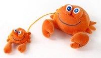 """Мягкая игрушка """"веселые крабики"""", Shantou Gepai"""