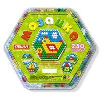 Мозаика шестигранная (250 деталей), Стеллар