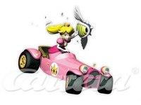 """Дополнительный автомобиль mario kart ds """"peach royale"""", Carrera"""