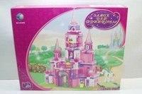 """Конструктор """"замок для принцессы"""". 472 детали, Shenzhen Jingyitian Trade Co., Ltd."""