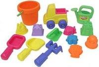 Набор для песочницы (15 предметов), Keenway