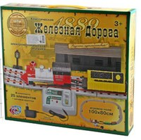 """Железная дорога """"мой первый поезд"""", Play Smart (Joy Toy)"""