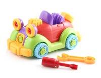 """Конструктор """"ретро автомобиль"""", Play Smart (Joy Toy)"""