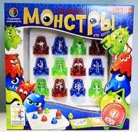 Логическая игра «монстры», Bondibon (Бондибон)