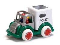 "Полицейский фургон ""джумбо"", Viking Toys"