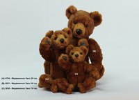 Медвежонок ханс (18 см), Hansa (Ханса)
