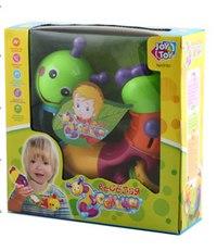 Веселая гусеница, Play Smart (Joy Toy)