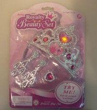 "Набор аксессуаров для принцессы ""royalty beauty set"", Shenzhen Jingyitian Trade Co., Ltd."