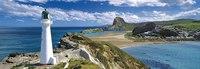 "Пазл панорамный ""маяк. новая зеландия"", 1000 элементов, Clementoni"
