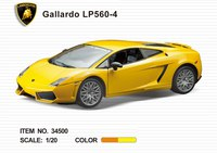 "Машина ""lamborghini gallardo lp560-4"", Rastar"