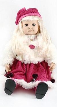 "Интерактивная кукла ""настенька"", Shenzhen Jingyitian Trade Co., Ltd."