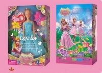 """Кукла """" lucy"""" с аксессуарами (29 см) (в голубом платье), Defa"""