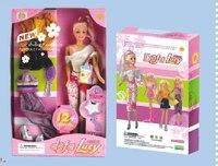 """Кукла """" lucy"""" с нарядами и аксессуарами (29 см), Defa"""