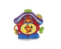 "Часы с кукушкой ""смейся и учись"" fisher price. арт. v7905, Mattel (Маттел)"
