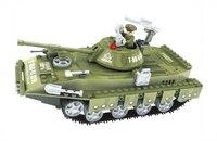 """Конструктор пластиковый """"танк"""", 213 деталей, AUSINI"""