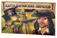 """Настольная игра """"карта карибских пиратов"""", Игр и Ко (Топ Игрушка)"""