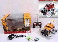 """Радиоуправляемая машина - перевертыш """"безумные гонки"""", Play Smart (Joy Toy)"""