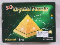 """Конструктор 3d """"пирамида"""", Shenzhen Jingyitian Trade Co., Ltd."""