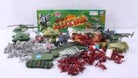 """Набор военной техники с солдатами """"битва"""", Play Smart (Joy Toy)"""