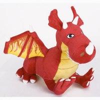 """Мягкая игрушка """"дракон с огненными крыльями"""" (25 см), Gulliver (Гулливер)"""